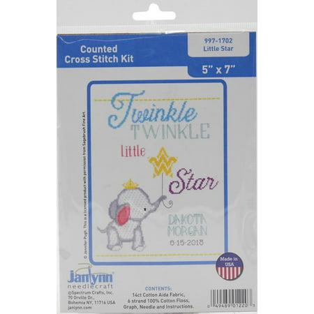 Janlynn Twinkle Birth Announcement