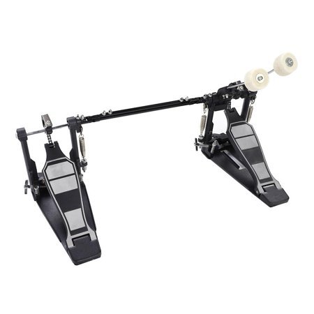 Lv. life Drums Pedal Double Bass Dual Foot Kick Percussion Drum Set Accessories, Drum Set Pedal, Drum Kick Percussion