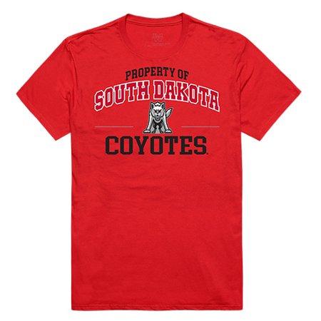 University Of South Dakota Coyotes Ncaa Property Tee T Shirt
