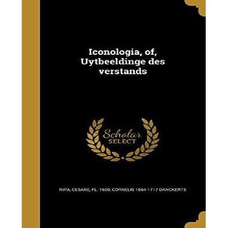 Iconologia, Of, Uytbeeldinge Des Verstands - image 1 of 1