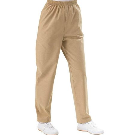 Two Pocket Scrub Pant (Medline  Women's Two-Pocket Khaki Scrub)