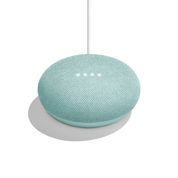 Google Home Mini - Aqua