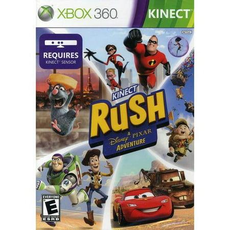 Kinect Rush: Disney Pixar Adventure (Xbox 360)