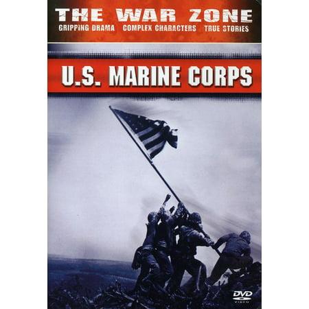 The War Zone: U.S. Marine Corps (DVD) (Us Marines Combat Uniform)