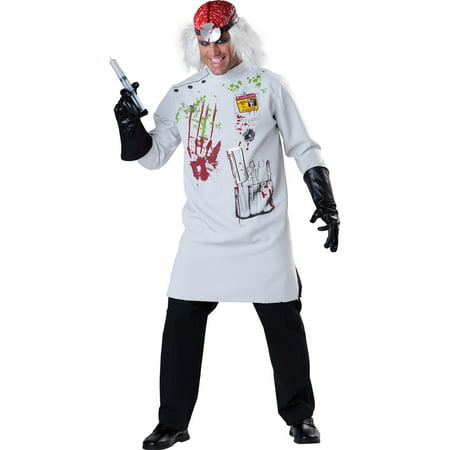 Adult Mad Scientist Costume Incharacter Costumes LLC 11047](Mad Scientist Lab Halloween Party)