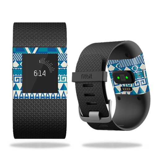 MightySkins Skin Decal Wrap Compatible with Fitbit Sticker Protective Cover 100's of Color Options