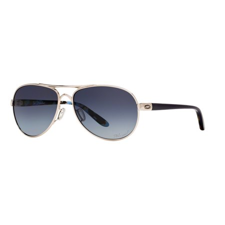 Oakley Sun 0OO4108 Full Rim Pilot Woman Sunglasses - Size 56