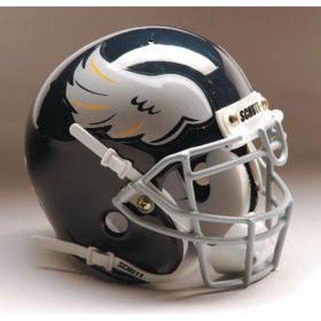 Rice Owls 1997-2005 Throwback Schutt Mini Helmet - image 1 of 1