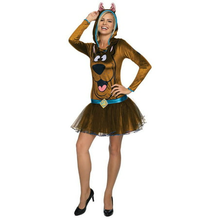 Scooby Doo Women's Costume (Scoobydoo Costumes)