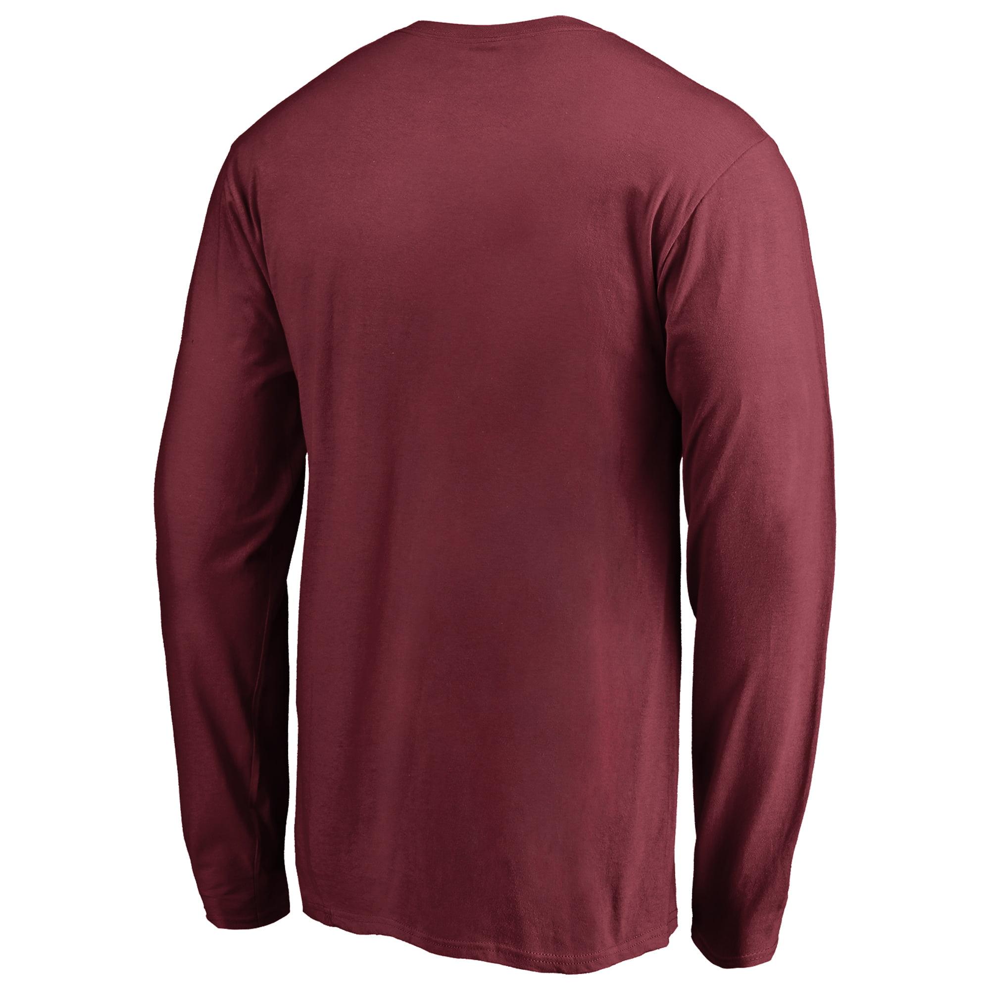 791c11fefc9 Boston College Eagles Fanatics Branded Campus Icon Long Sleeve T-Shirt -  Maroon - Walmart.com