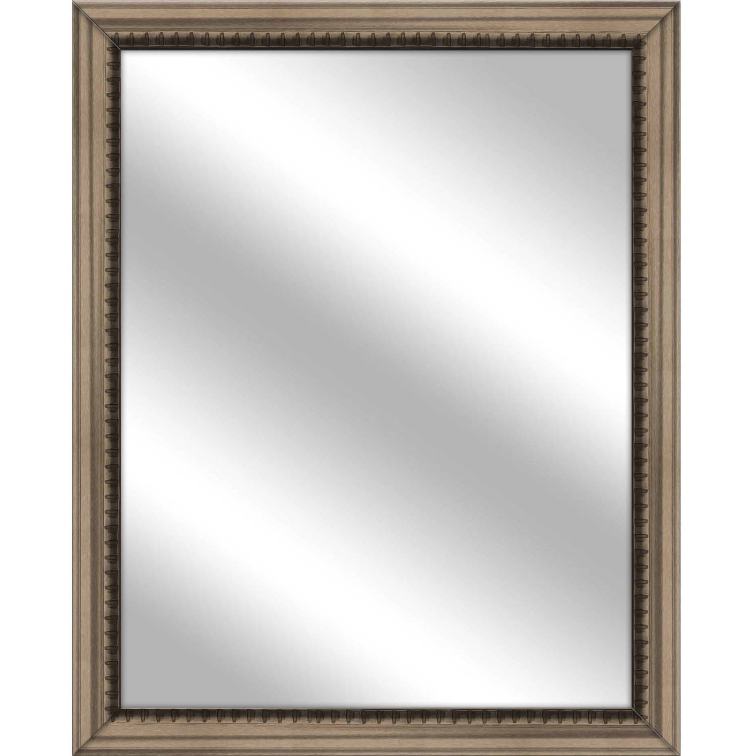 Vanity Mirror, Champagne, 25x31 by PTM Images