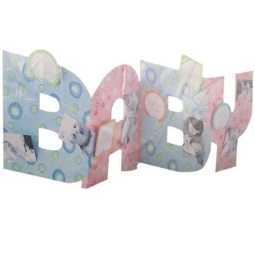 Baby Shower Photo Display Centerpiece (1ct)