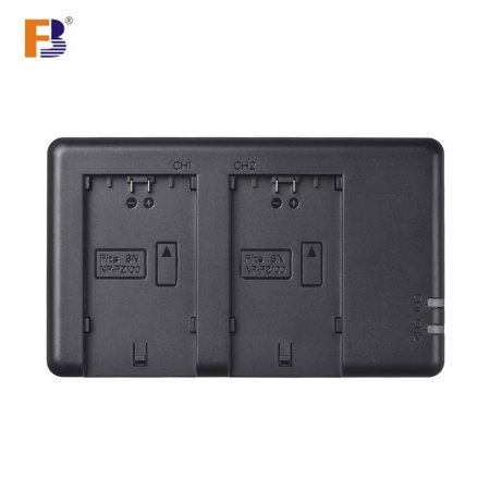 FB Dual USB NP-FZ100 Camera Battery Charger for Sony A7III A9 A7RIII A7SIII](Halloween Pics For Fb)