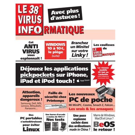 Le 38e Virus Informatique - eBook