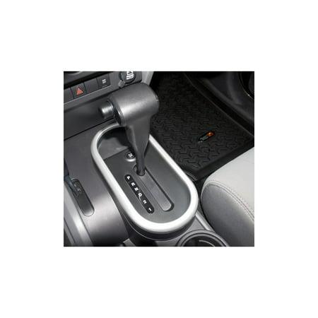 Rugged Ridge 11151.02 Shifter Bezel For Jeep Wrangler (JK)