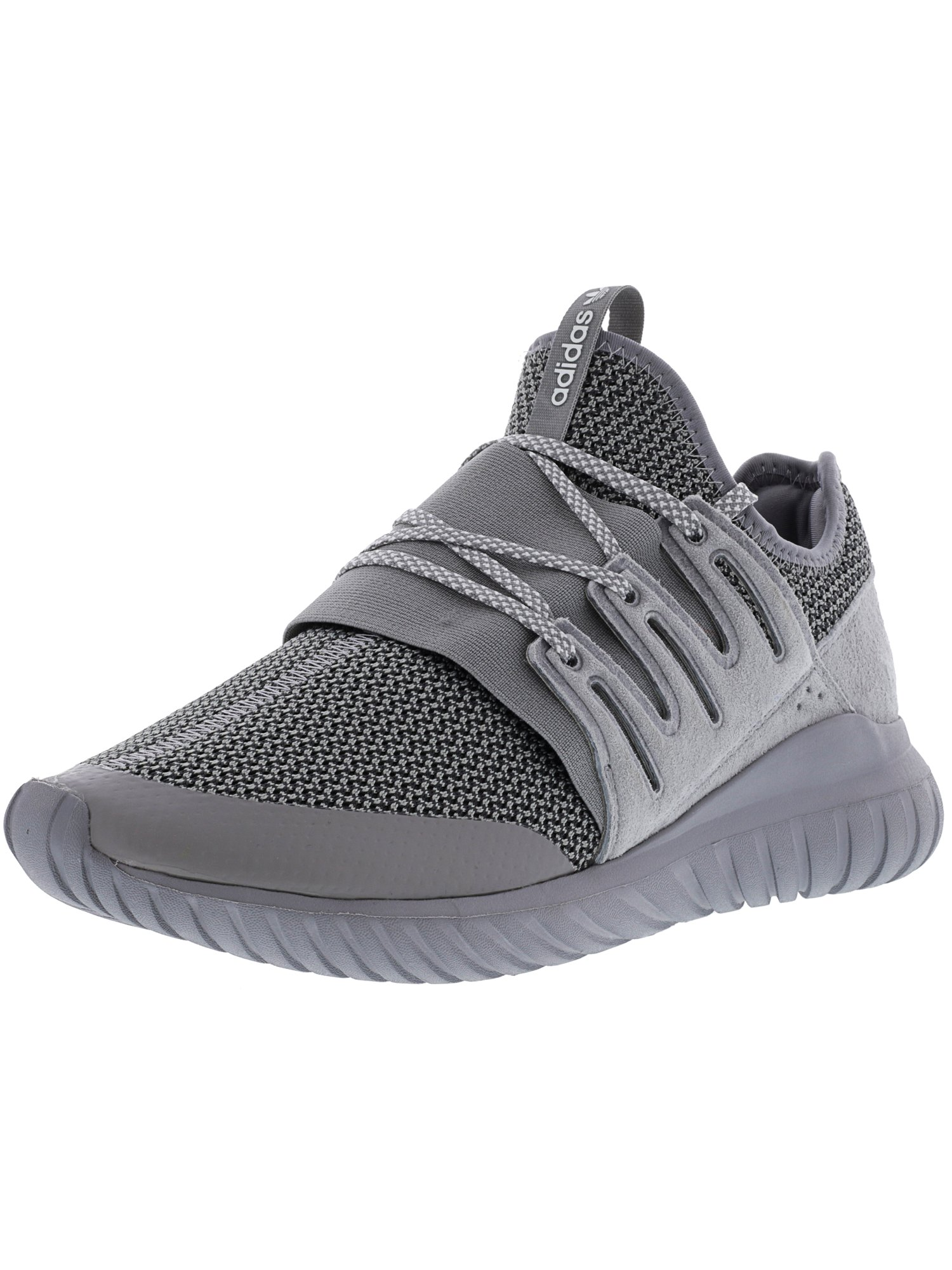 timeless design b8a6d d69bc Adidas Men's Tubular Radial Charcoal Solid Grey / Ankle-High ...