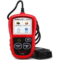 Autel AutoLink AL319 OBD2 Scanner Car Diagnostic Code Reader Automotive Engine Fault CAN Scan Tool