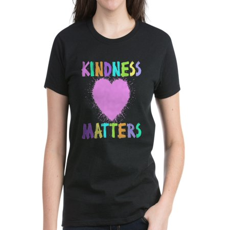 CafePress - KINDNESS MATTERS - Women's Dark