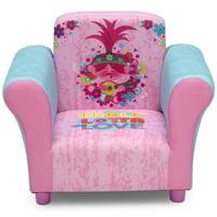 Trolls World Tour Upholstered Chair by Delta Children