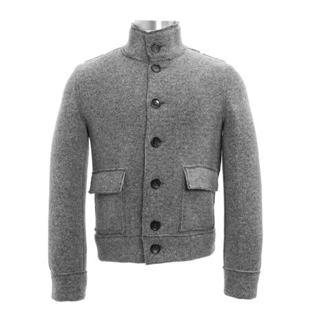 Manuel Ritz Wool Blend Jacket
