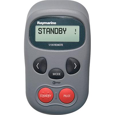 Raymarine E15024 S100 Wireless Autopilot Remote