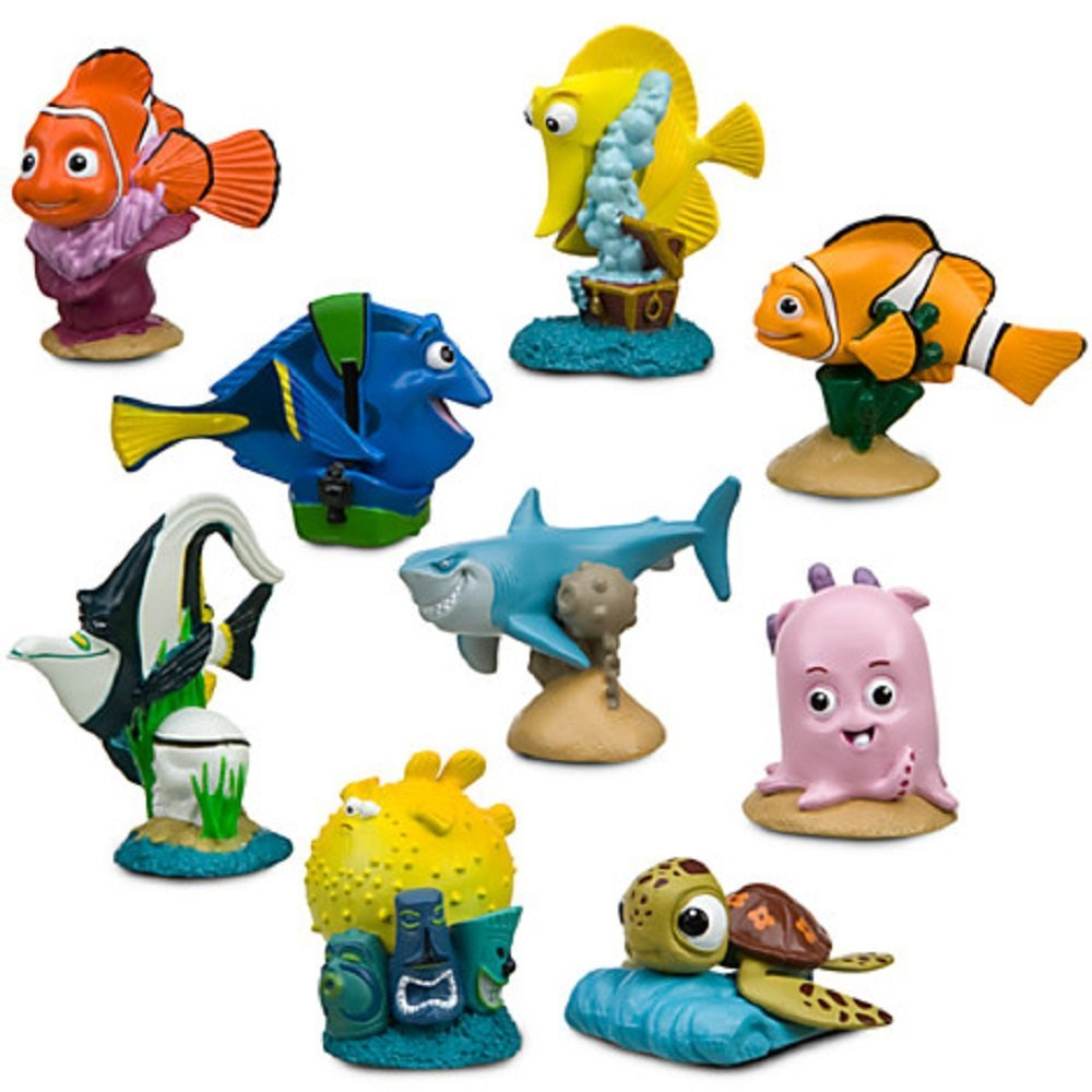 Disney Pixar Finding Nemo Figurine Playset