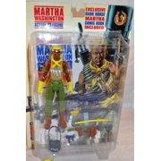 Martha Washington Dark Horse Frank Miller VARIANT Action Figure w/Comic Book