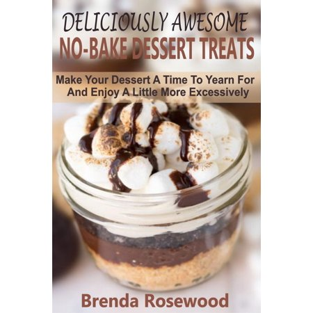 Deliciously Awesome No-Bake Dessert Treats - - Awesome Halloween Desserts
