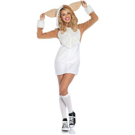 Leg Avenue Adult Gremlins Gizmo Cozy - Gizmo Gremlins Costume