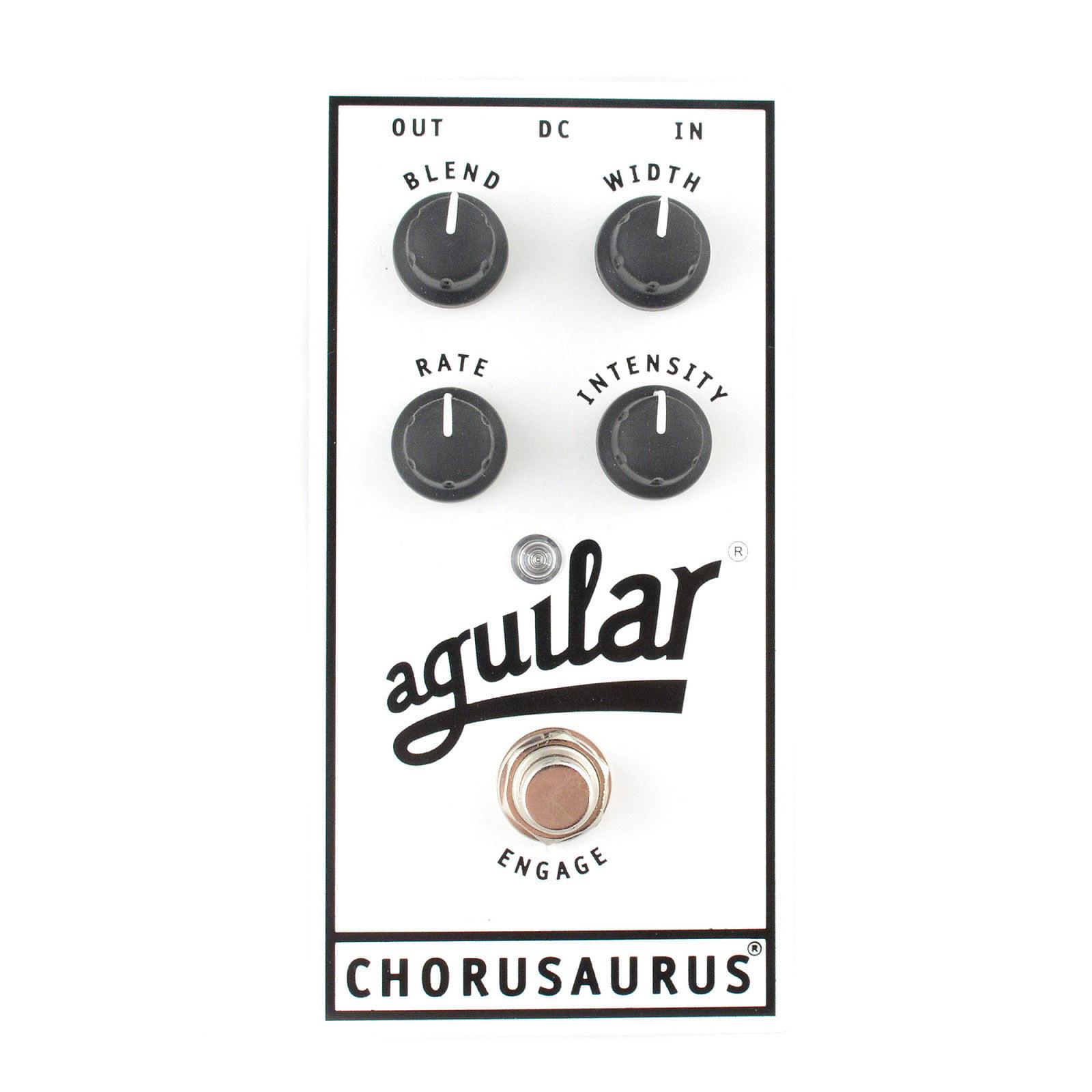 Aguilar Chorusaurus Bass Chorus Pedal by Aguilar