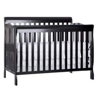 Dream On Me Ashton 5-in-1 Convertible Crib, White