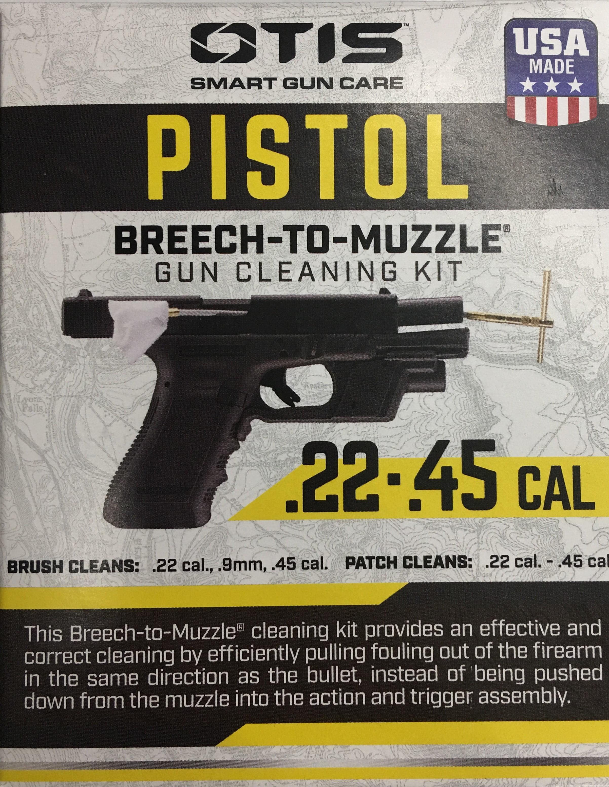 Otis Pistol Cleaning Kit