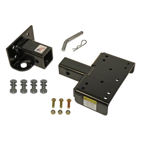 John Deere Gator 2 Inch Front Mount Receiver Hitch Assembly - Application Specific - Made In