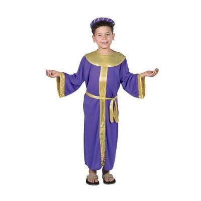 IN-13778297 Boy's King Melchior Costume - Pageant Robes