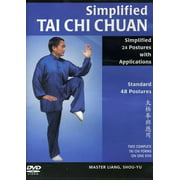 Simplified Tai Chi Chuan with Applications by
