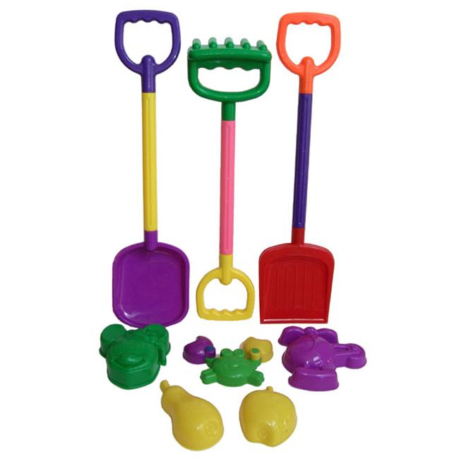 Sunshine Trading WW-1315 Tool Sand Toy 8 Piece Set
