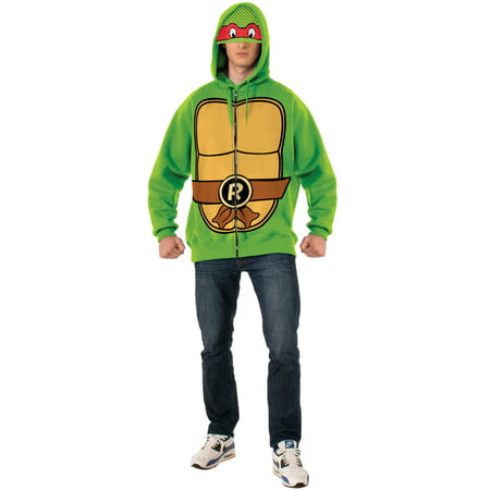 Movie Themed Party Costume Ideas (Raphael Hoodie Adult Costume)