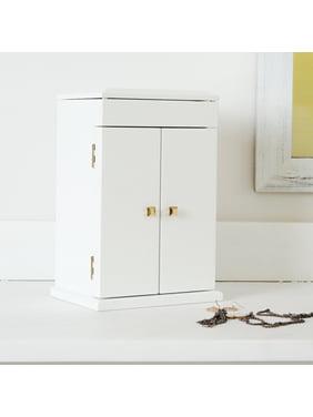 Hives & Honey Laura Jewelry Chest - White
