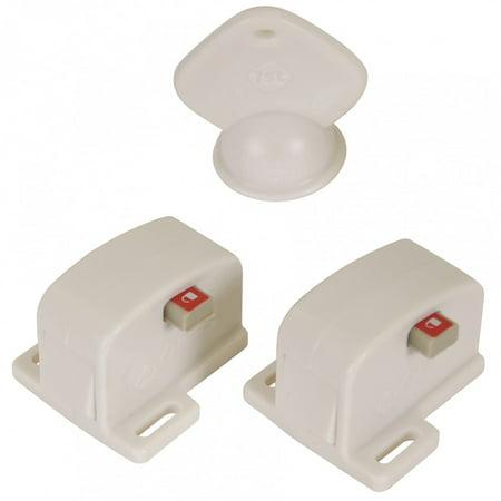 Safety 1st Complete Magnetic Locking System 2 Locks