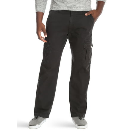 Big Men's Relaxed Fit Cargo Pant with Stretch - Mens Hippie Pants