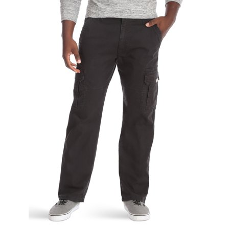 Big Men's Relaxed Fit Cargo Pant with Stretch (Best Work Pants For Plumbers)