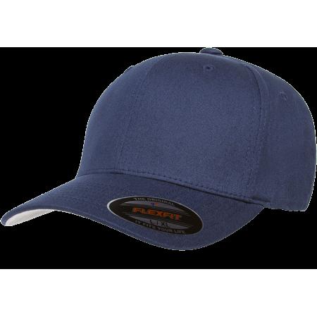 da51393f The Hat Pros Blank Flexfit V-Flexfit Cotton Twill Fitted Hat Cap Flex Fit  5001 XXL – Navy - Walmart.com
