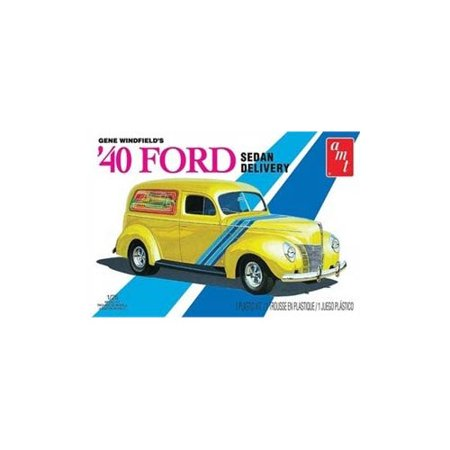1 25 40 Ford Sedan Delivery  Gene Winfield Multi Colored