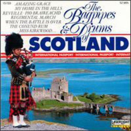 Bagpipes And Drums Of Scotland