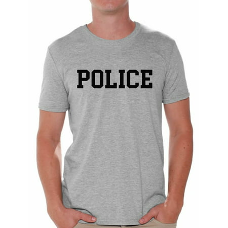 Awkward Styles Police Tshirt Men's Police Shirt Police Gifts for Him Law Enforcement Tshirt Police Men's Shirt Police Training (Law Enforcement Folder)