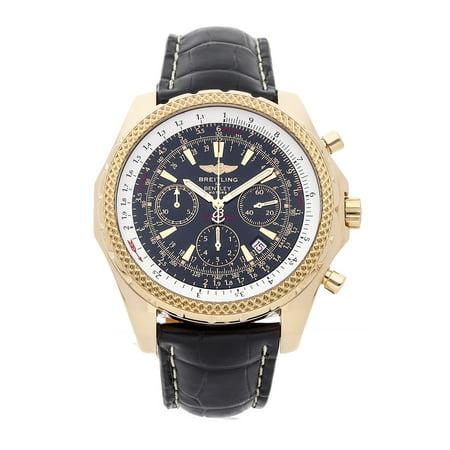 Pre-Owned Breitling Watch Bentley Motors Special Edition K2536212/B687 (15 Month WatchBox (Breitling Bentley Motors Price)