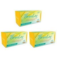 Threelac Probiotic Caps (120 Capsules) - 3pack