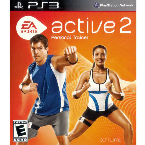 Ea Sports Active 2 Personal Trainer (PS3) - Pre-Owned - Game Only