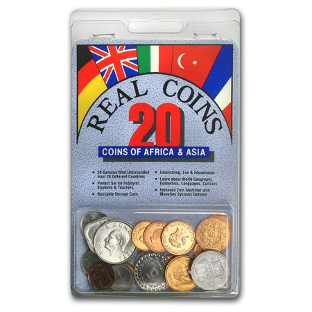 World Set 20-Coins of Africa and