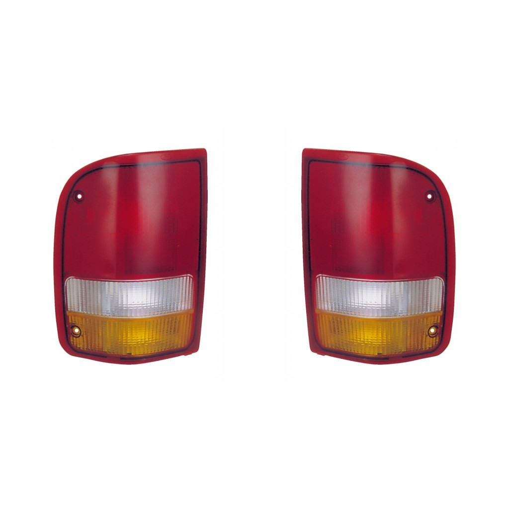 For Jeep Wrangler 97-00 Parking Signal Pair Driver and Passenger Side Assembly Unit R=L DOT Certified